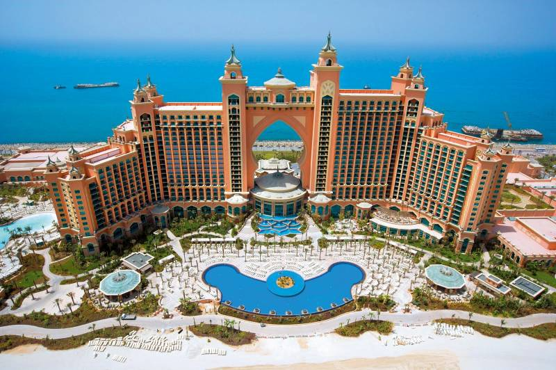 lo mas atlantis- the palm