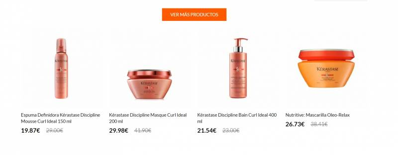rizos perfectos productos: BEAUTYFUSION 4