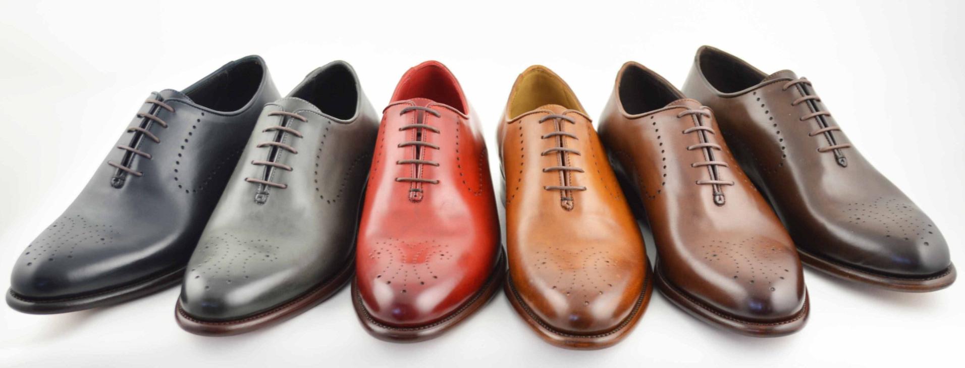 Zapatos para hombre de Valverde del Camino
