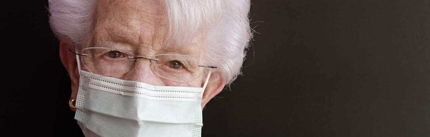 salud para adultos mayores: la importancia de las mascarillas