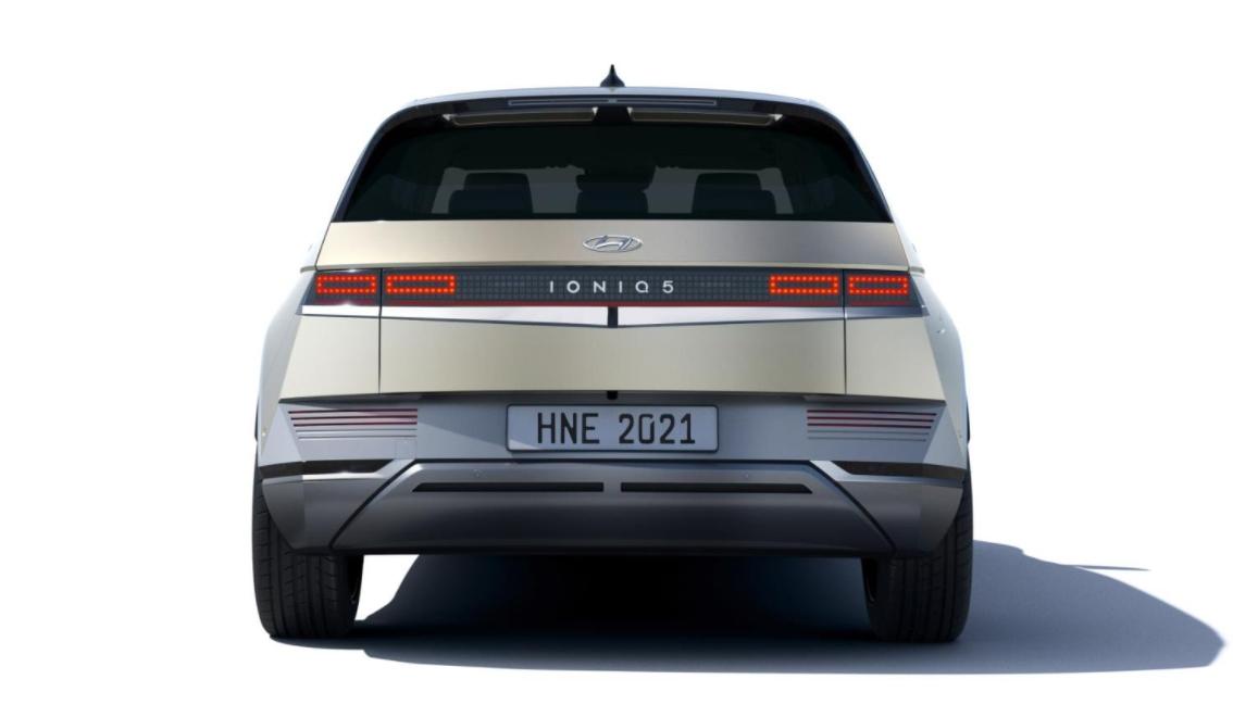 lo último en coche eléctrico: Hyundai IONIQ 5