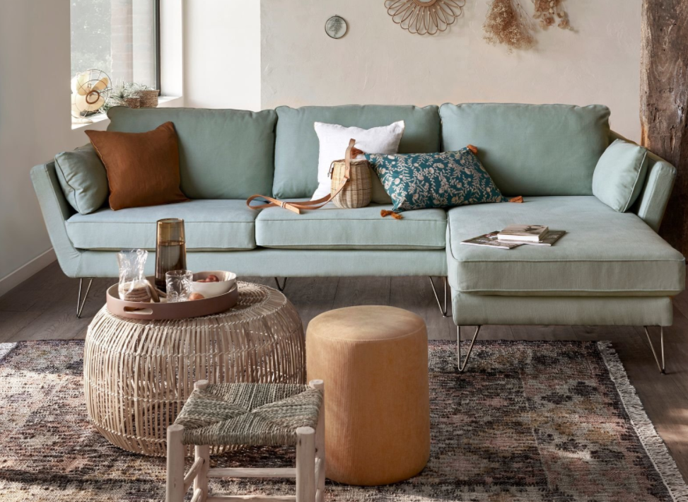 la redoute interieurs catalogue:últimas tendencias en decoración para relajarse 4