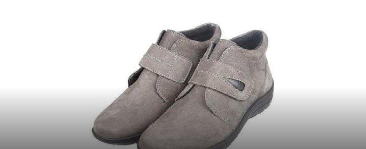 Zapatos para plantillas para personas con problemas en los pies