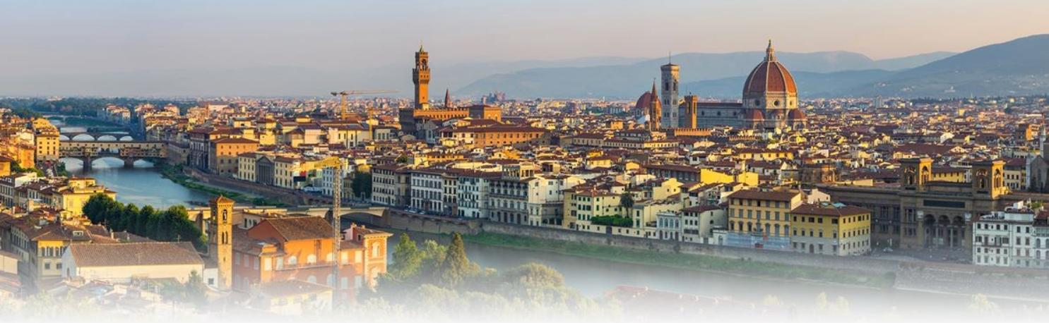 Recuerdos de mi viaje a Florencia
