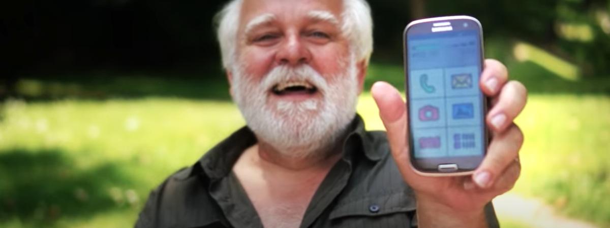 ¿Cuales son los beneficios de las aplicaciones moviles para personas mayores?