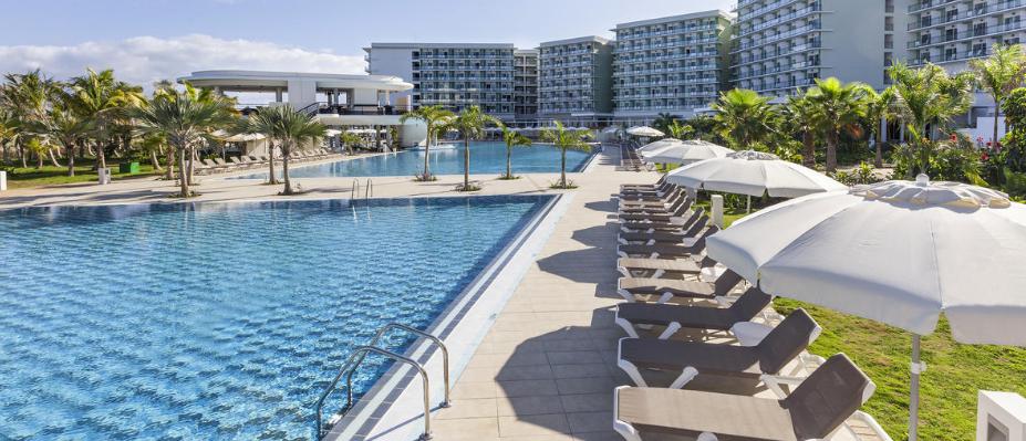 hoteles sustentables en Cuba:Meliá Internacional Varadero, el primer 1