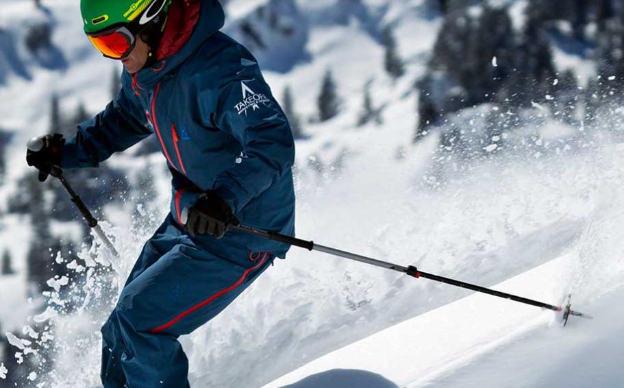 deportes de invierno en España
